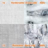 Steel Twin  1,5 meter breed per strekkende meter (1,5m²) Geschikt voor kleding (textiele eigenschappen)