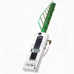 Verhuur van het ideale instrument voor het meten van hoogfrequente velden zoals o.a. UMTS, DECT, GSM, WiFi. Met extra audioanalyse voor het luisteren welke frequentie men meet Frequentiebereik: 800MHz - 2,5 GHz. Exclusief verzend- en borgkosten.