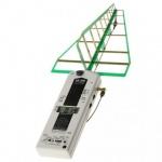 Gelijk aan het model hierboven, echter met een geoptimaliseerde Logper-meetantenne voor een hogere nauwkeuringheid:  Frequentiebereik: 800 - 2,5 GHz