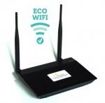 <p>JRS eco-wifi 01A op Asus</p>