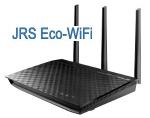 <p>'JRS eco-wifi <b>03</b> op Asus</p>