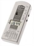 Digitale elektrosmog analyser 5-100KHz met frequentifilter to 2KHz