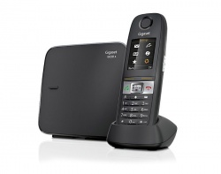 Gigaset E630A GO IP Eco low radiation met antwoordapparaat en gratis harmoniserende sticker