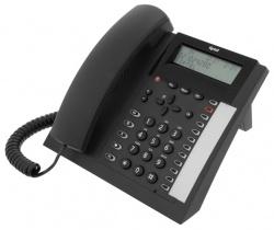 Tiptel telefoon met Piezo hoorn (geen magneetveld aan het oor)