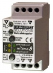 enkelpolige kringvrijschakelaar 16A met VDE instelbare in- en uitschakelstroom tot wel 100Watt!